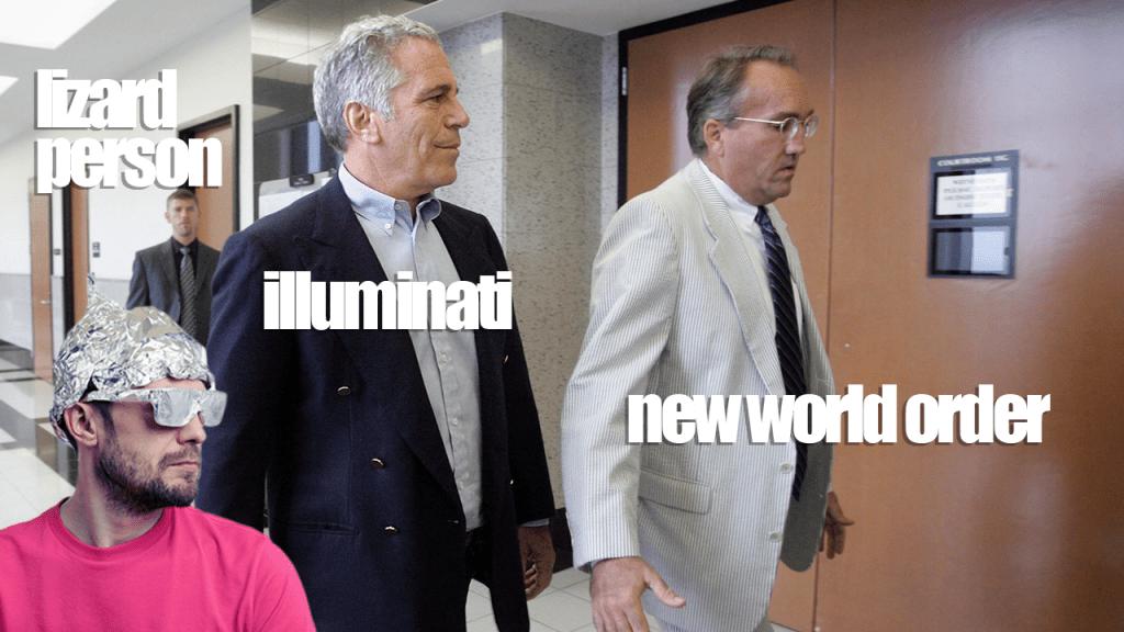 Billionaire Sex Crimes Starter Kit